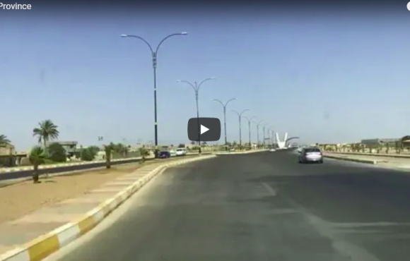 Anbar's quick comeback to road networks after years of destruction