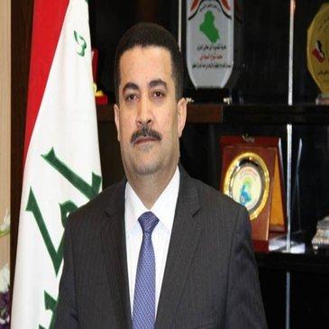 H.E. Mohammed Al-Sudani